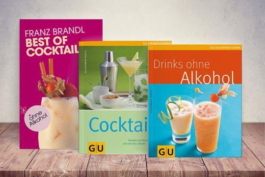 Noch mehr leckere Cocktail-Rezepte