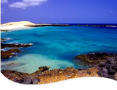 Cape Verde Islands – tropical islands in The Atlantic Ocean, west of West Africa.