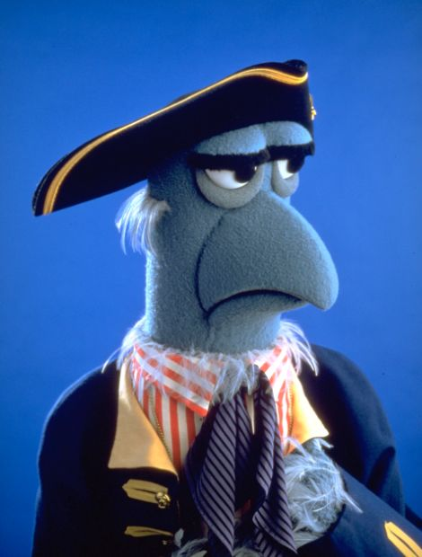 Sam The American Eagle The Muppets Sam The American