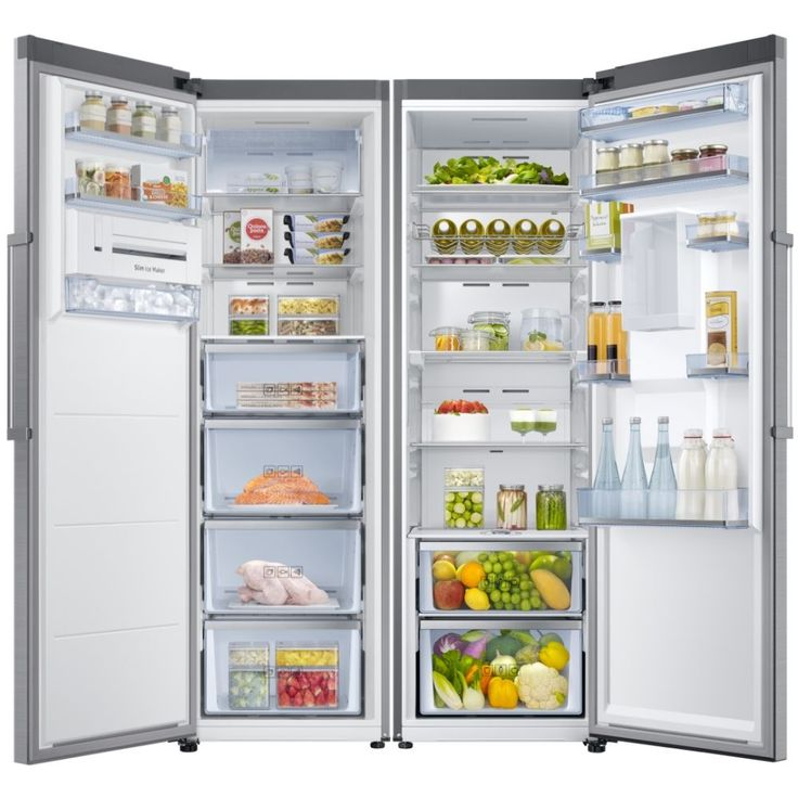 Samsung RR39M73407F RZ32M71207F - Larder Fridge And Frost Free Freezer Pack | Appliance City #HomeAppliancesFreezers