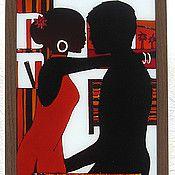 африка, любовь, этно, часы ручной работы,