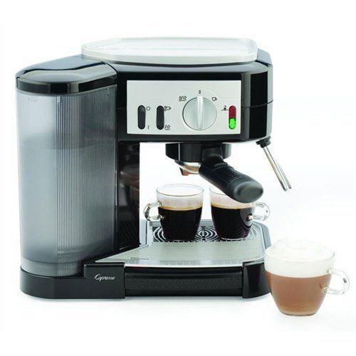 Capresso Cafe Espresso Machine by Jura. $159.99