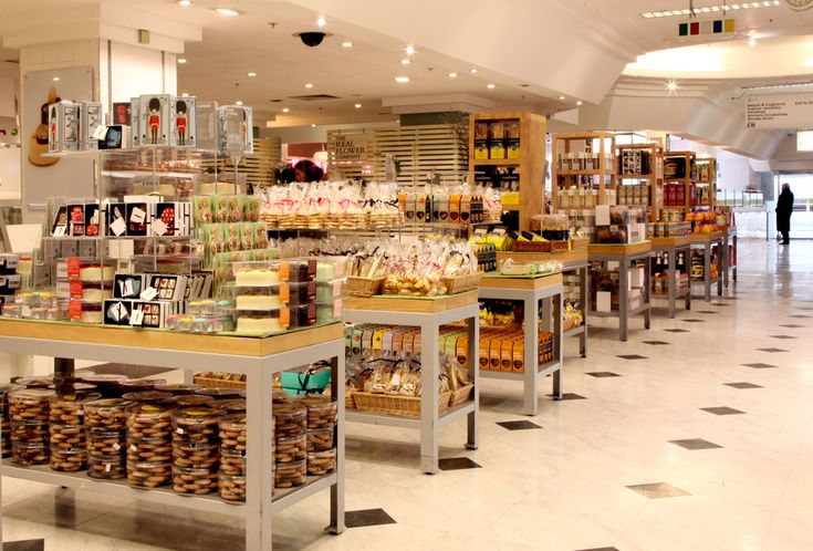 Selfridges Food Hall - Image courtesy of Selfridges from http://LondonTown.com