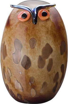 Iittala Glass Owl, only $1150.00!