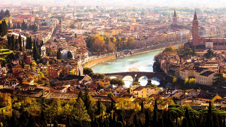 Stazione Verona Porta Nuova in Verona, Veneto