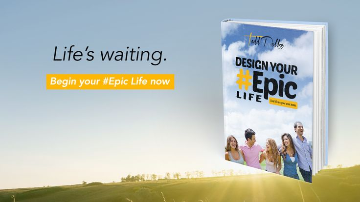 "You have to have the 'why' behind the goal. This lack of 'why' is often the missing link in most people's goals programs because with out it, there is no emotional buy into the goal itself. Design Your #EpicLife workbook will give you steps in finding your ""Why"". Download it for free: http://bit.ly/1aYHSjR"