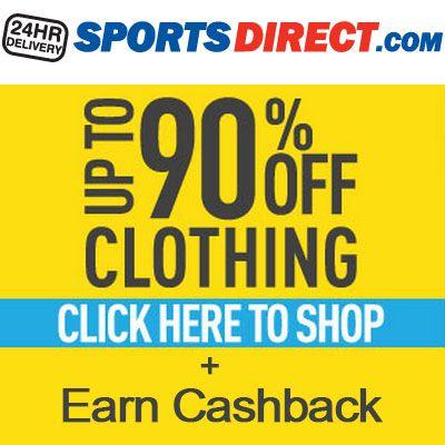 8f5d88f7f9d9 Click @GoGetSale | Cashback & Save | Sports direct, Sports, Football boots