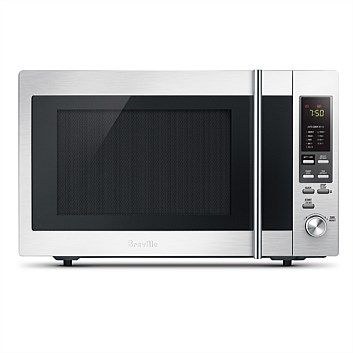Breville - Home Appliances - Briscoes - Breville BMO430 Microwave 30lt