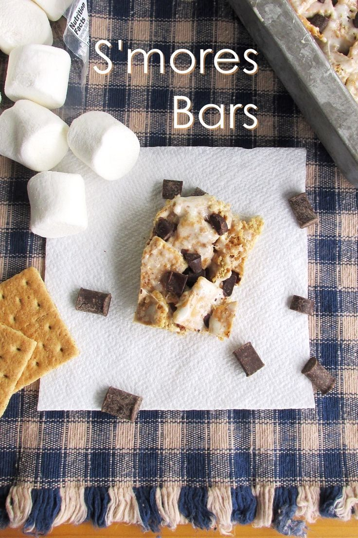 Simply S'mores Bars