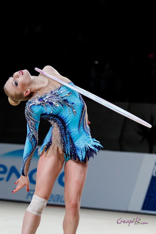 Kseniya Moustafaeva (France), Grand Prix (Thiais) 2016