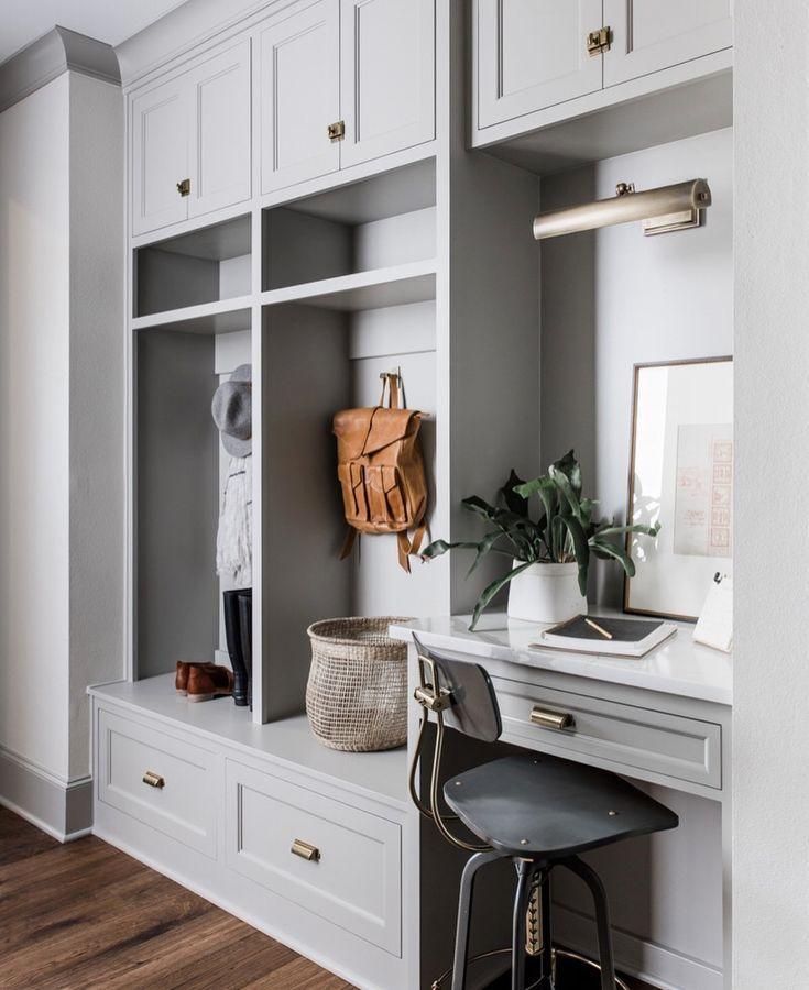 13 Mudroom Design Ideas Mudroom Design Mudroom Laundry Room Mudroom Decor My office space in mudroom