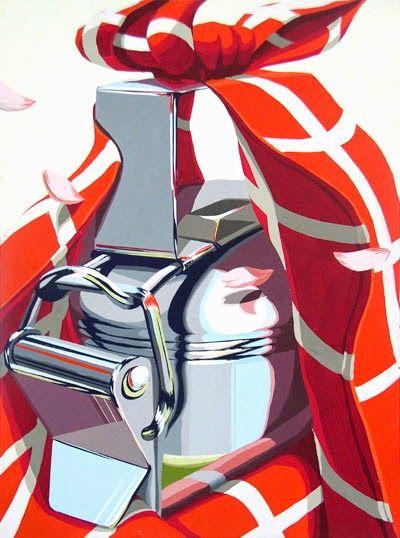 2014年度 多摩美術大学 プロダクトデザイン専攻 現役合格者再現作品:色彩構成