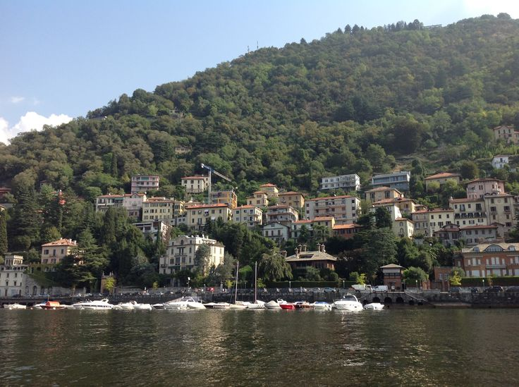 Lake Como. One of the places I would love to go back to.