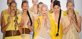 Review der Fashion Week Berlin Spring/Summer 2013