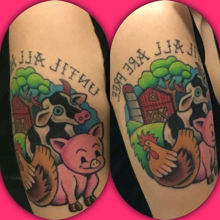 Best 25 Vegan Tattoo Ideas On Pinterest: 17 Best Ideas About Animal Rights Tattoo On Pinterest