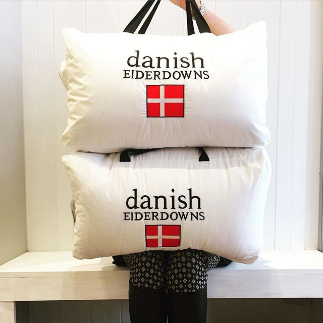 Jo M under no pressure with the Danish quilts..they are as light as a feather (pun intended)