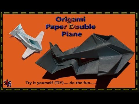 Beautiful Double plane by Art House | How to make double plane DIY