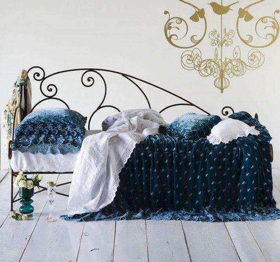 Inspire-se nestas magníficas fotos de quartos românticos e tire as ideias de que necessita para tornar o seu espaço, um espaço romântico e aconchegante.