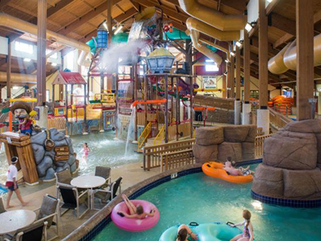 Wilderness Hotel Golf Resort With Images Indoor Waterpark