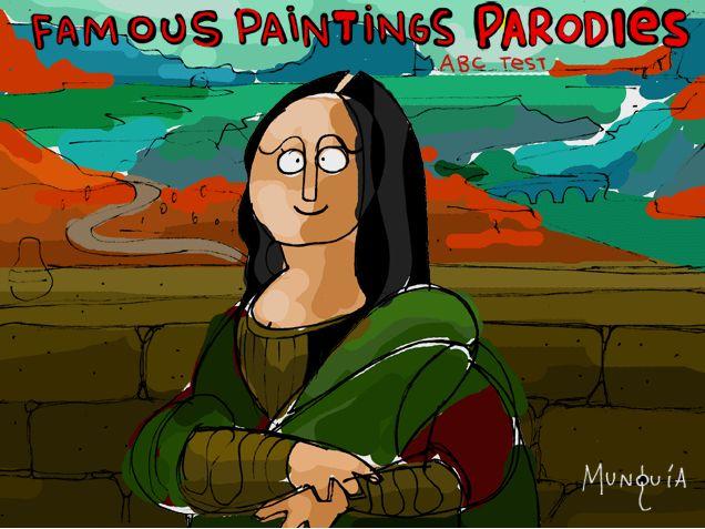 Famous Paintings Parodies 9  https://sites.google.com/site/hackedunblockedgamesschool/famous-paintings-parodies-9