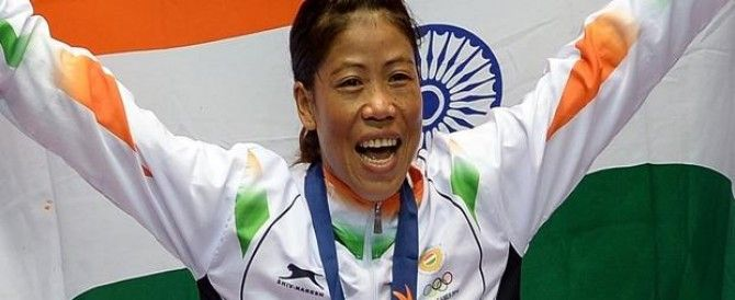 #SAG2016: Our three golds – Mary Kom, Sarita Devi & Pooja Rani