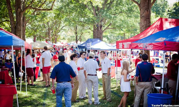 5 Reasons To Tailgate In The SEC - Saturday Down South