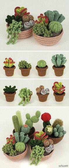 Cutest Crochet Free Patterns - Pinterest Top Pins More