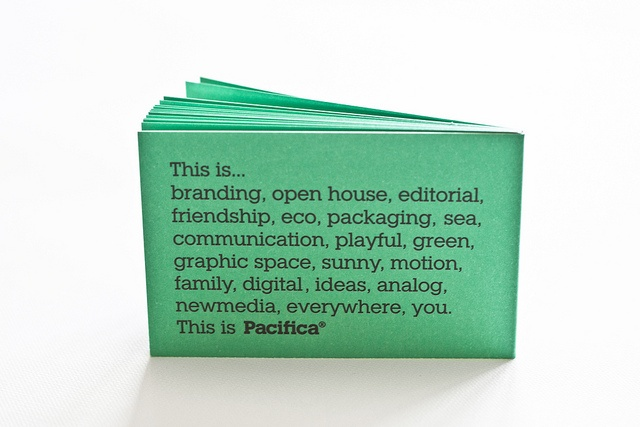 Pacifica - Forward Thinking Studio by This is Pacifica, via Flickr