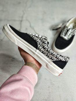 Retailmenot Coupon Fear Of God X Vans Authentic Black White Skate