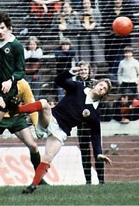 Denis Law Scotland