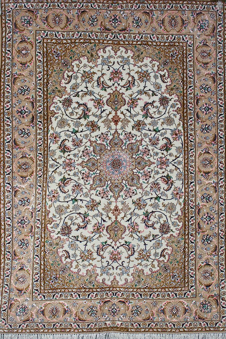 Isfahan Silk Persian Rug Retail Price 9 700 00 You Save 64 6 200