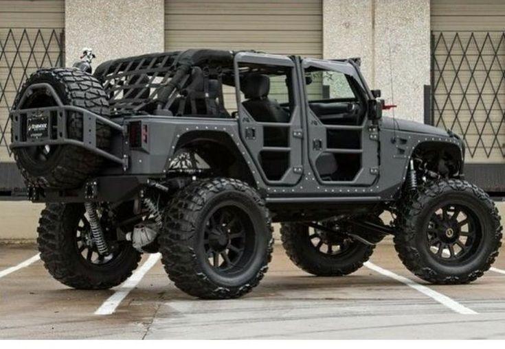 Pin by Clay Tallman on Jeep wrangler rubicon | Badass jeep