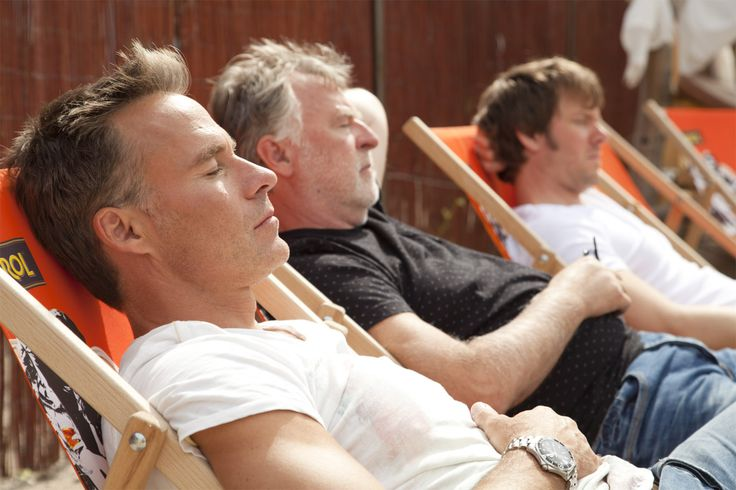 SOKO Leipzig - Marco Girnth (Kriminaloberkommissar Jan Maybach), Andreas Schmidt-Schaller (Kriminalhauptkommissar Hajo Trautzschke) & Steffen Schroeder (Kriminalkommissar Tom Kowalski)