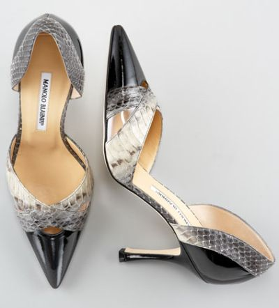 Manolo Blahnik_Shoe_29