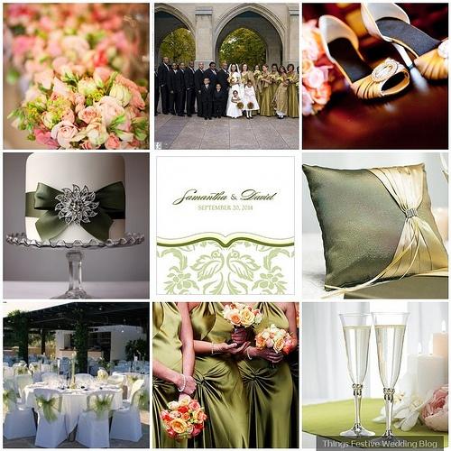 152 best Spring Wedding Themes images on Pinterest   Spring wedding ...
