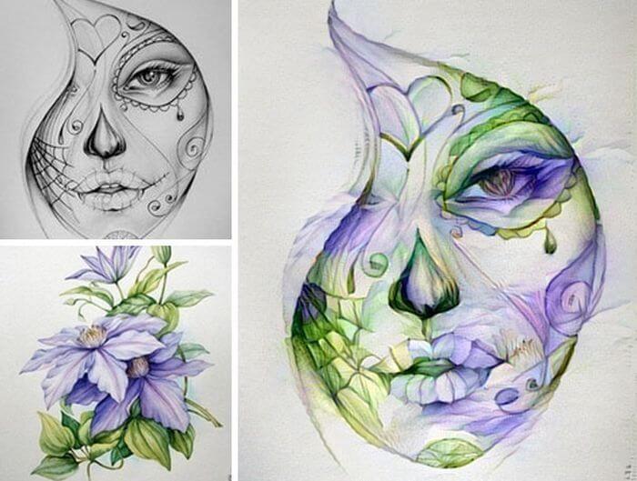 Нейронная сеть, которая рисует для вас картины | Плющ и Пчела