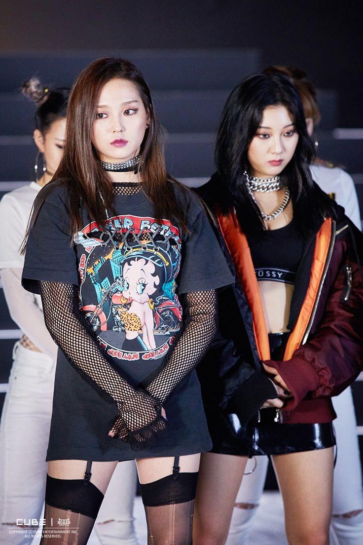 CLC - Yeeun + Seungyeon