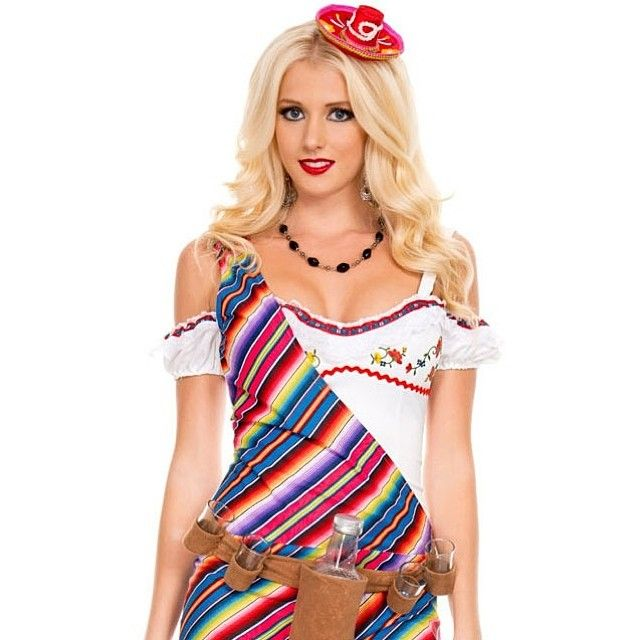 Agave Alma Sexy Mexican Costume