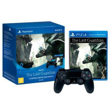 Controle Bluetooth DualShock 4 para PS4- Novo Modelo com Light Bar  Jogo The Last Guardian << R$ 23990 em 10 vezes >>