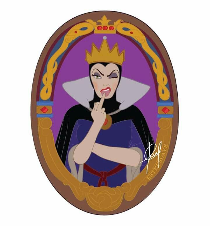 Madrastra Blancanieves Disney