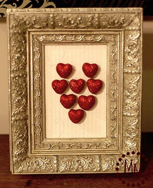 three cute Valentine's Artwork ideas from @Michele @ The Scrap Shoppe!