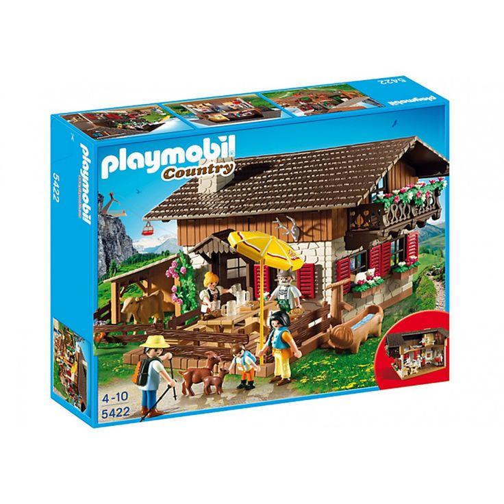 Playmobil Καλύβα στις Άλπεις 5422