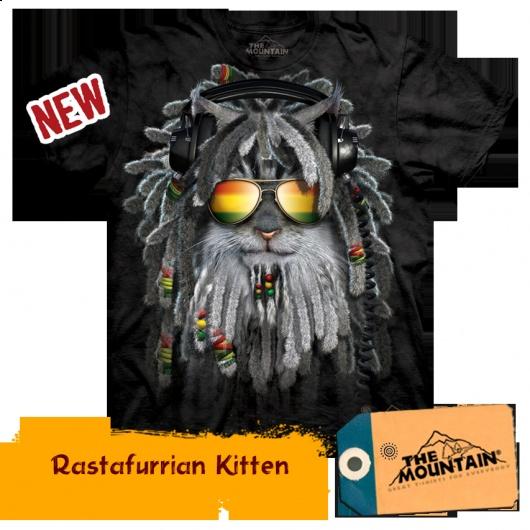 Rastafurrian Kitten