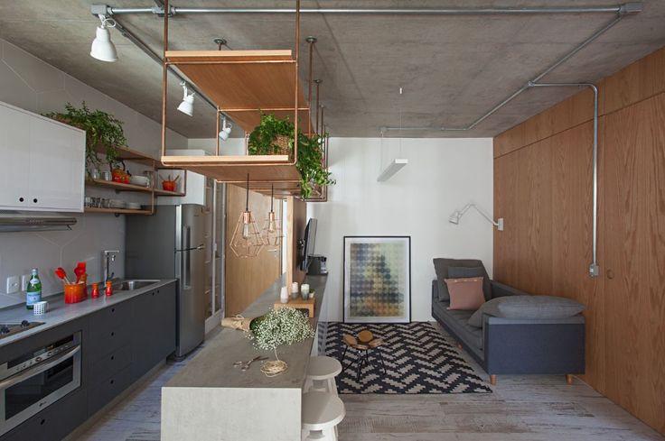 Apartamento das divisorias