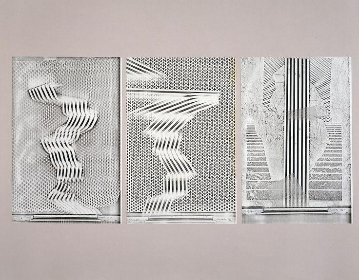 Bruno Munari, Xerografia originale, 1966, cm 25,5×38. (Courtesy Fondazione J.Vodoz e B.Danese.