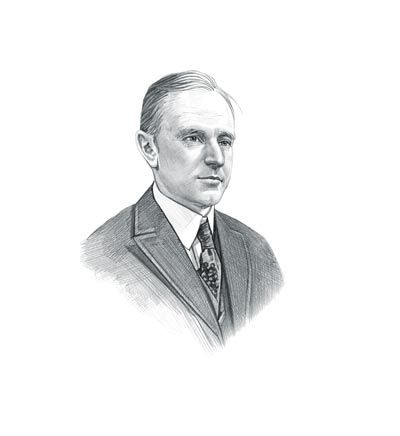 A biography of calvin coolidge