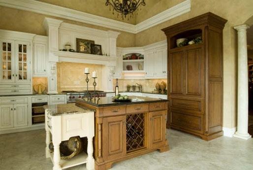 kitchen, kitchen, kitchen kitchens  Kitchens  Pinterest  Oak island, Wine racks and Built in ...