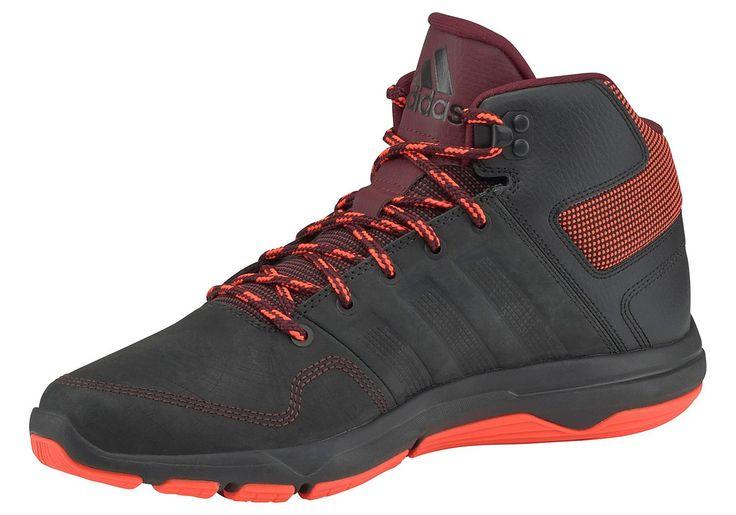Produkttyp , Winterstiefel, |Schuhhöhe , Stiefel, |Farbe , Schwarz-Orange, |Herstellerfarbbezeichnung , BLACK 1/BLACK 1/INFRARED, |Obermaterial , Materialmix aus Synthetik und Leder, |Verschlussart , Schnürung, |Sohlenart , Leicht profiliert, |Laufsohle , Non Marking, |Dämpfungs-Technologie , adiPRENE+, | ...