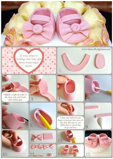 Baby Shoes Pictorial
