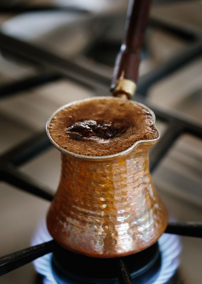 How to make Turkish Coffee F52 811381